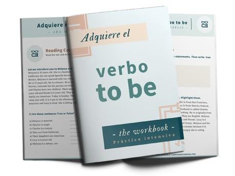 Adquiere el VERBO to BE