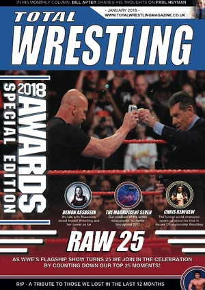 Total Wrestling Magazine January 2018