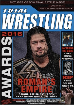 Total Wrestling Magazine January 2016
