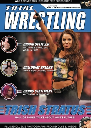 Total Wrestling Magazine July 2016