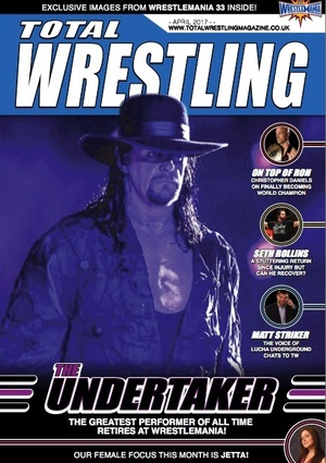 Total Wrestling Magazine April 2017