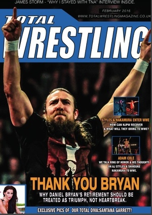 Total Wrestling Magazine February 2016