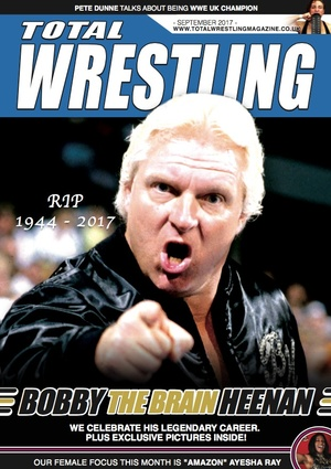 Total Wrestling Magazine September 2017