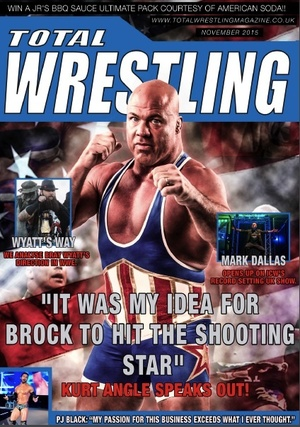 Total Wrestling Magazine November 2015
