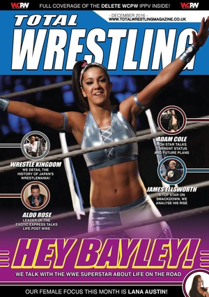 Total Wrestling Magazine December 2016