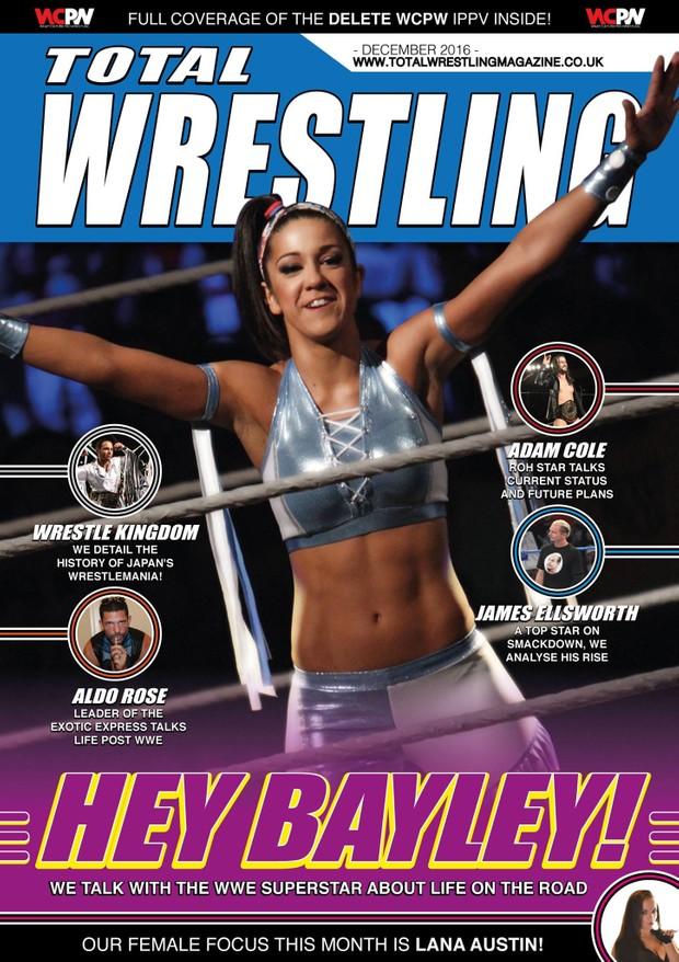 Total Wrestling Magazine December 2016