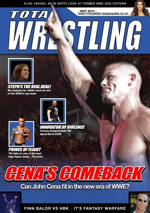 Total Wrestling Magazine May 2016