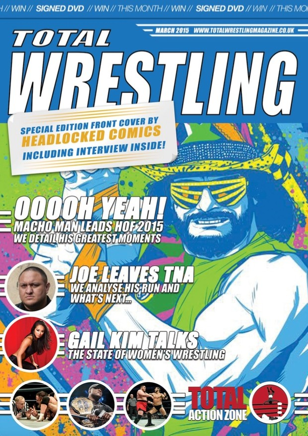 Total Wrestling March 2015