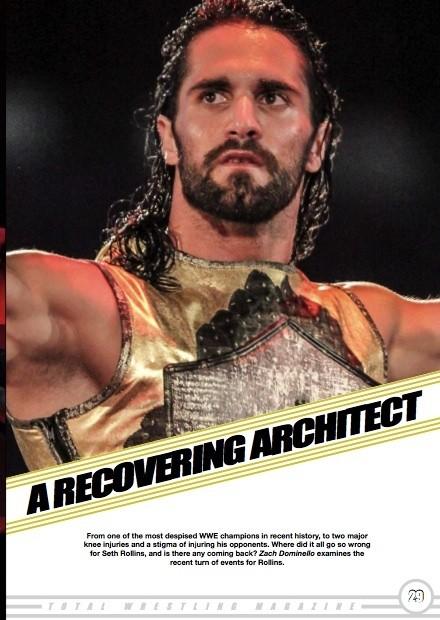 Total Wrestling Magazine April 2017