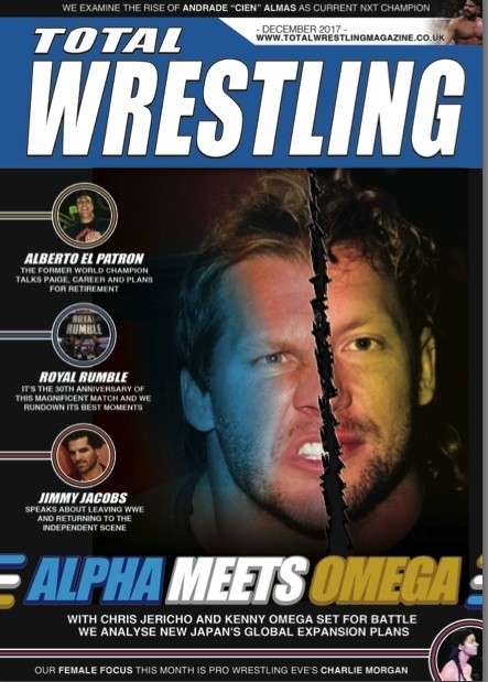 Total Wrestling Magazine December 2017