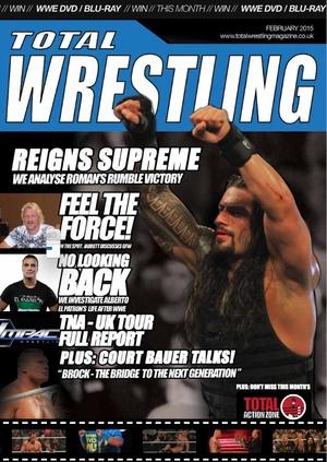 Total Wrestling February 2015