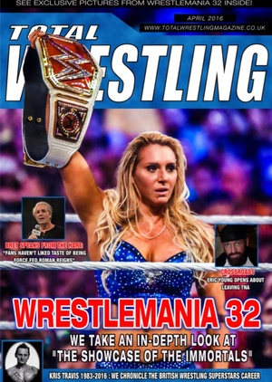 Total Wrestling Magazine April 2016