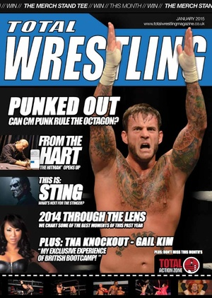 Total Wrestling January 2015