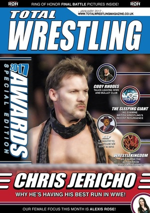 Total Wrestling Magazine January 2017