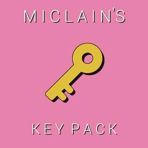 Miclain's Key Pack (For Massive)
