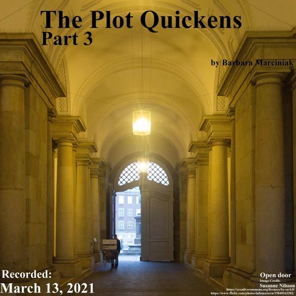 The Plot Quickens - Part 3