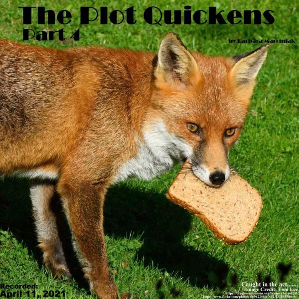 The Plot Quickens - Part 4