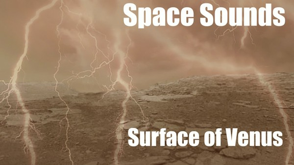 Ambience Hub - Space Sounds - Surface of Venus - 10 Hours