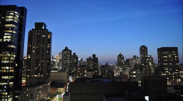 Ambience Hub - City Sounds - 1 Hour