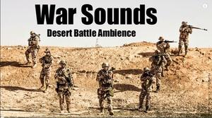 Ambience Hub - War Sounds - Desert Battle