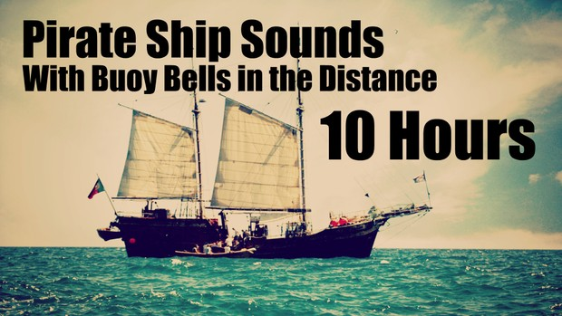 Ambience Hub - Pirate Sounds - With Buoy Bells