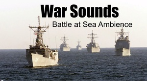 Ambience Hub - War Sounds - Battle at Sea