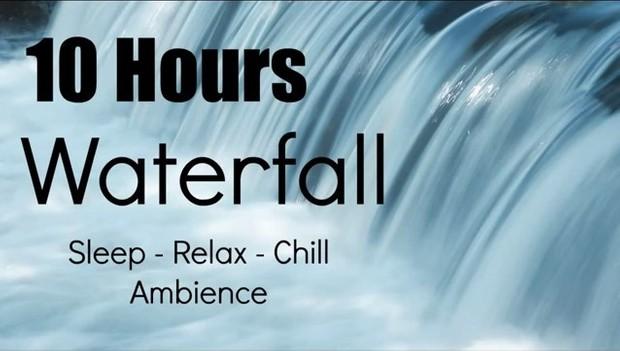 Ambience Hub - Waterfall - 10 Hours