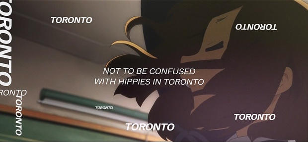 HIPPIES IN TORONTO// Project File