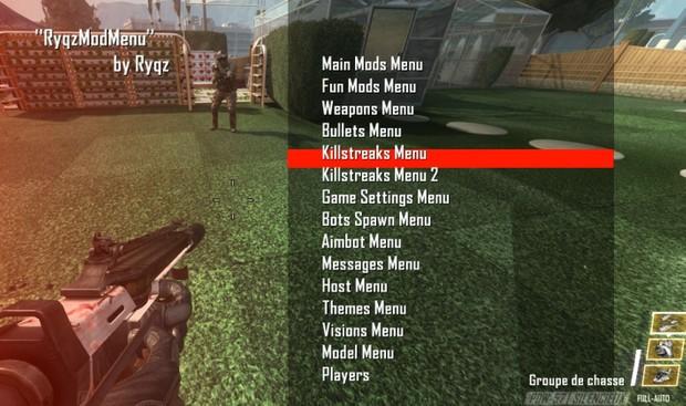 Black Ops 2 [STEAM] Mod Menu Private & Online