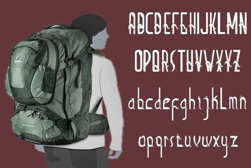 muancual font