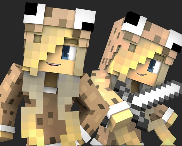 2 Renders ║ PNG ║ Minecraft