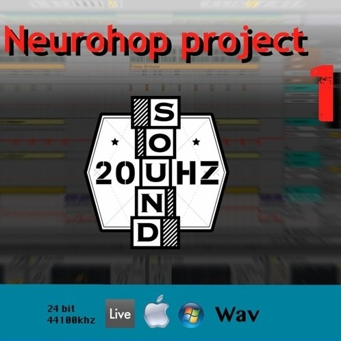 Neurohop project #1[Ableton live 9/Audio]