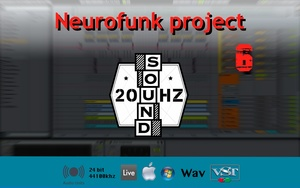 [Full]Neurofunk project 6 [Ableton live w/FREE Pluguins]