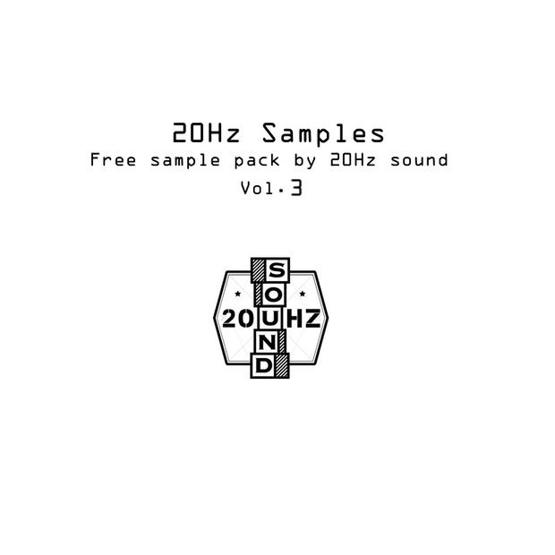 20Hz Samples - Free sample pack Vol.3