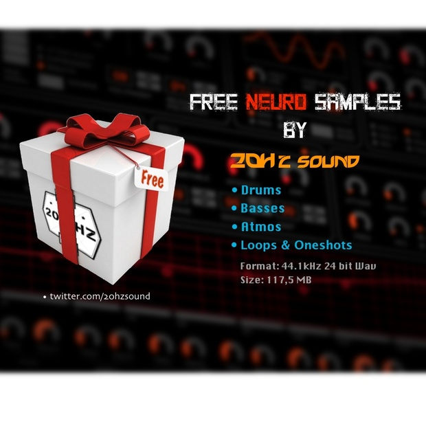 Free Neuro samples by 20Hz sound #2