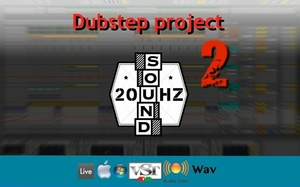 20Hz sound Dubstep FULL project #2 - Rusty skin