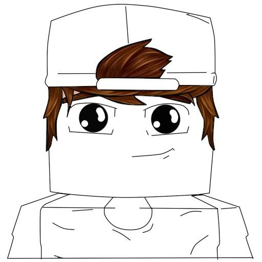 Template Minecraft Profile I Farplays
