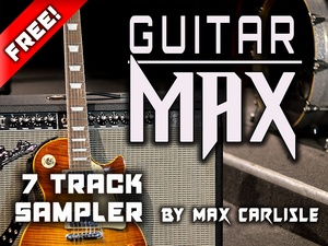 Guitar MAX - Backing Tracks and Music