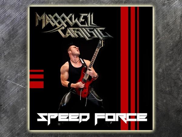 "Maxxxwell Carlisle ""Speed Force"" 2010 Instrumental Album"