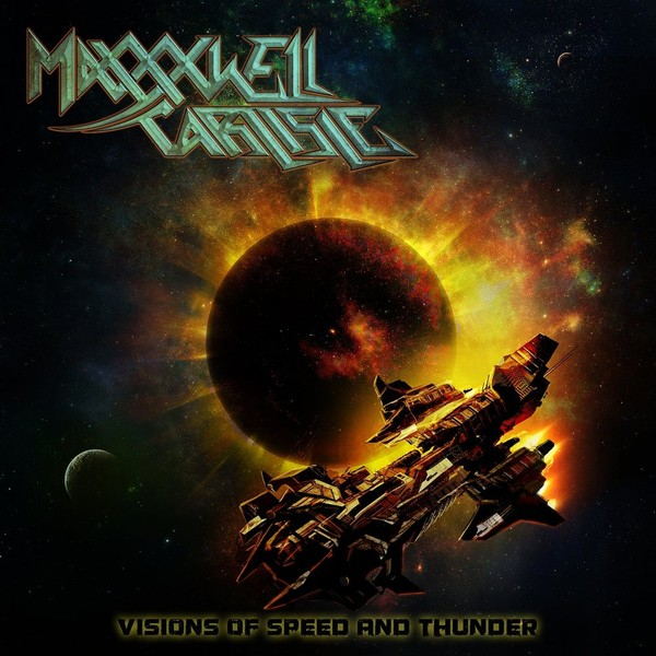 Visions of Speed and Thunder (Maxxxwell Carlisle CD)