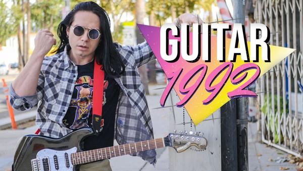 GUITAR 1992 - Grunge & Alternative Rock Guitar Program