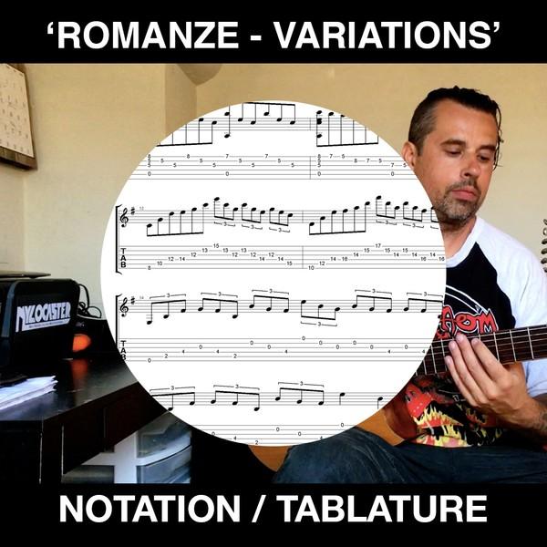 ROMANZE - VARIATIONS