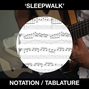 SLEEPWALK - Solo Guitar - Ben Woods