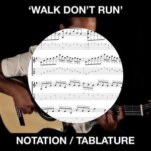 WALK DON'T RUN - Solo Guitar - Ben Woods