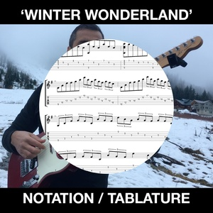 Winter Wonderland - Ben Woods - Fingerstyle Guitar