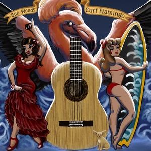 SURF FLAMINGO - Ben Woods