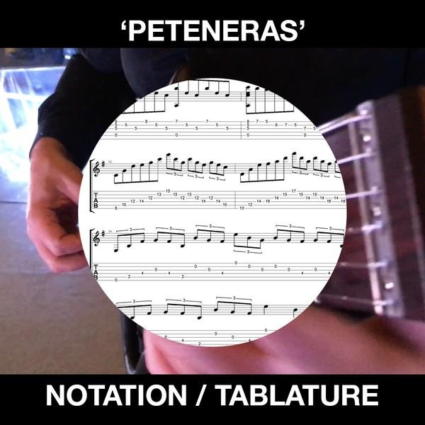 PETENERAS - Solo Guitar -Flametal