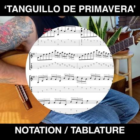 TANGUILLO DE PRIMAVERA
