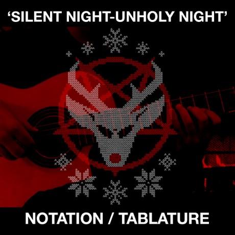 Silent Night - Unholy Night - Classical Guitar - Ben Woods