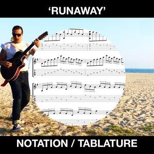 RUNAWAY (Del Shannon) - Ben Woods - Solo Guitar Arrangement